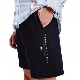 Short coton Tommy hilfiger noir 1740