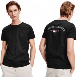 Tee shirt Tommy homme noir 17681