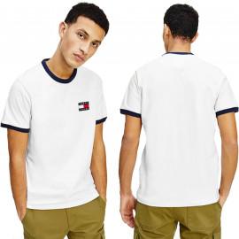 Tee shirt Tommy Hilfiger blanc 10280