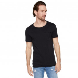 Tee shirt blend noir 20709766