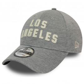 Casquette Los Angeles gris clair 12134797