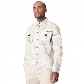 Chemise Camouflage beige Clair 2020103