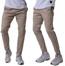 Pantalon chino Sportwear Project X paris 2040071 BEIGE
