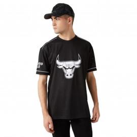 Tee shirt Chicago Bulls noir basket ball 12720120