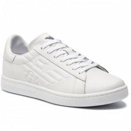 Basket Emporio Armani blanche X8X001 XCC51 00001