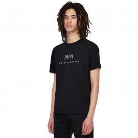Tee shirt Armani Exchange noir homme KZYAH ZJ5LZ