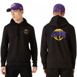 Sweat Los Angeles Lakers noir 12827215