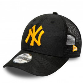 Casquette Junior Camouflage noir et jaune 60141768
