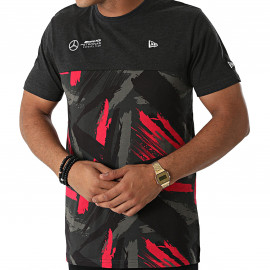 Tee shirt Mercedes AMG gris 12837026
