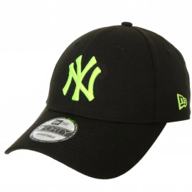 Casquette Yankees noir et jaune 60141657