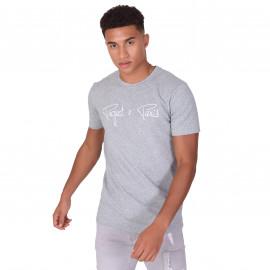 Tee shirt Project X Paris Gris clair 1910076