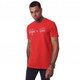 Tee shirt Project X Paris rouge 1910076