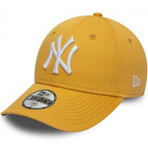 Casquette New era jaune yankees 60141794