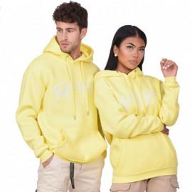 Sweat capuche Project x PARIS homme et femme jaune 2120108