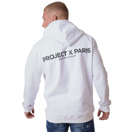 Sweat Project X paris blanc 2020074 OW