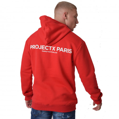 Sweat Project X paris rouge 2020074 RD