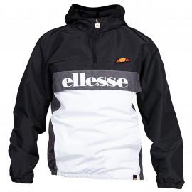 Veste enfilable junior Ellesse noir et blanche GARNIOS S3K08591