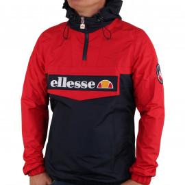 Veste enfilable ellesse bleu et rouge MONT 2 SHK06040