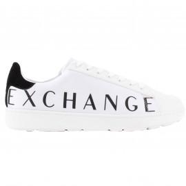 Basket Armani exchange blanche XUX084 XV289 K488