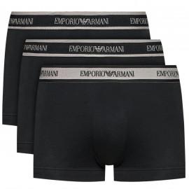 PACK de 3 boxer Emporio Armani 111357 1A717 5062