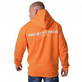 Sweat Project X paris Orange Réfléchissant 2020074