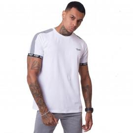 Tee shirt blanc réfléchissant Project x paris 1910077