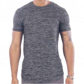 Tee shirt Project x Paris noir chiné 88161129 BK