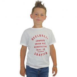Tee shirt junior blanc Force DEELUXE