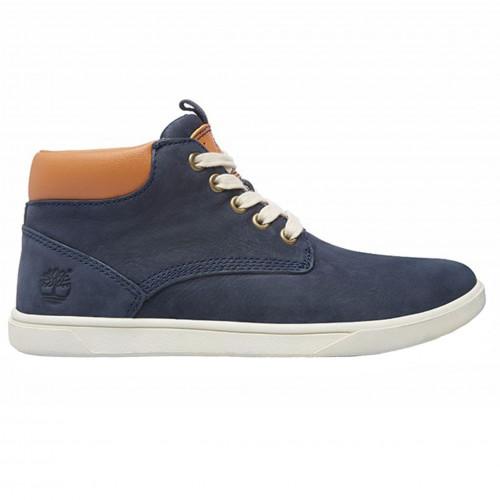 chaussure timberland bleu