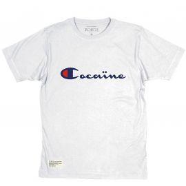 Tee shirt homme SOCAINE blanc TWO ANGLE