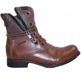 Chaussure homme BUNKER POR LU4 marron
