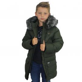 Parka junior CONRAD kaki