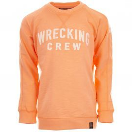 SWEAT J SWR335 ORANGE