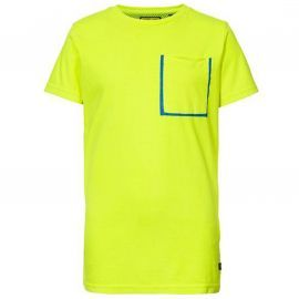 Tee shirt jaune TSR657 petrol Industries