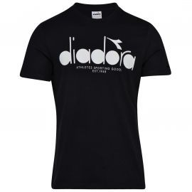 Tee shirt 502161924 DIADORA noir