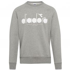 Sweat CREWNECK gris DIADORA
