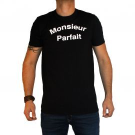 Tee Shirt MONSEUR PARFAIT