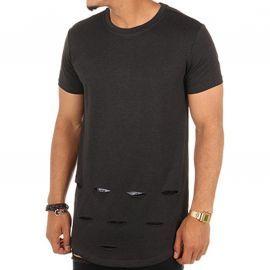 Tee shirt homme 88151107 noir PROJECT X