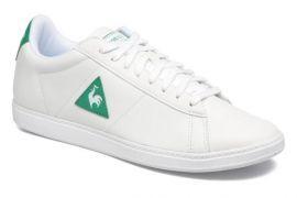 Chaussure homme COURTSET LEA blanc