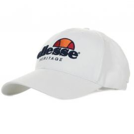 Casquette homme ELLESSE Heritage blanche 1126N